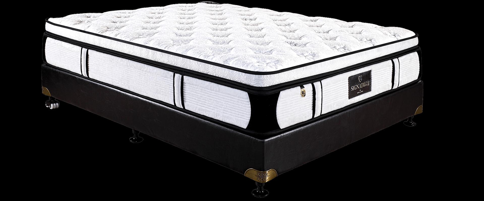 Box top extra soft mattress