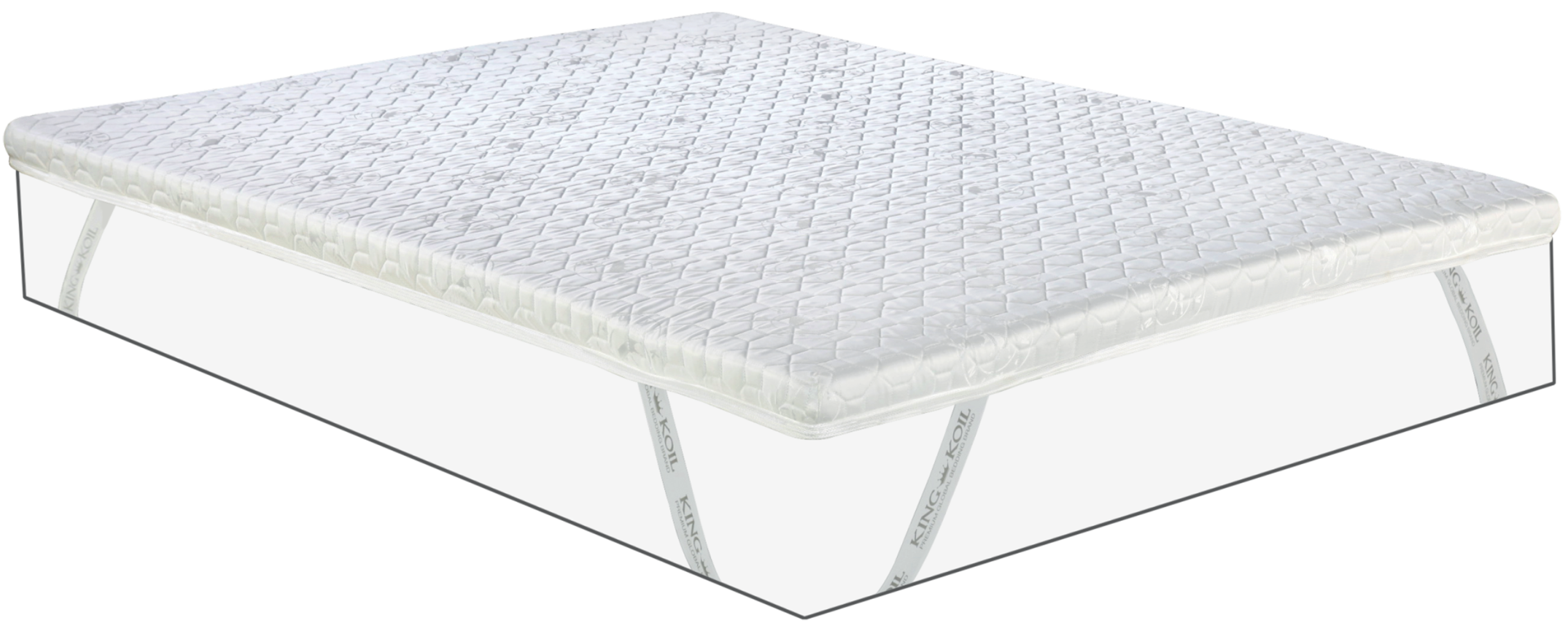 Back Support HR Mattress Topper