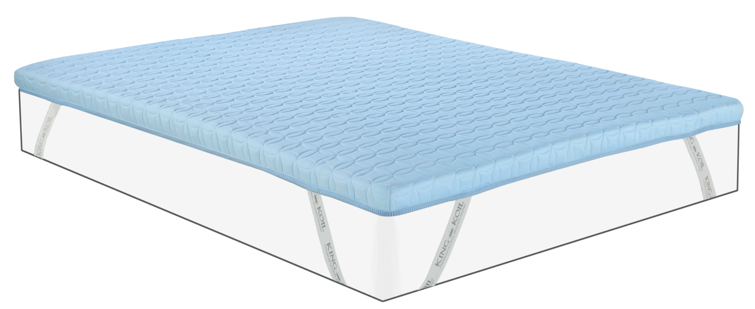 PU Foam Soft Mattress Topper