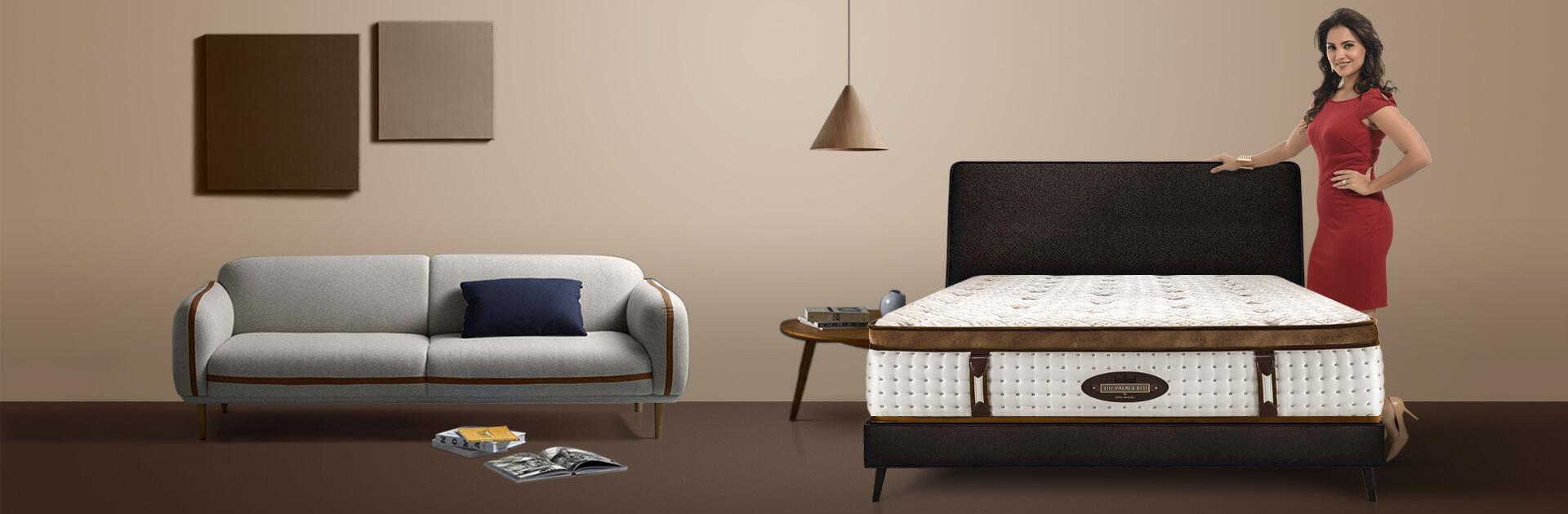 luxury mattress brand india