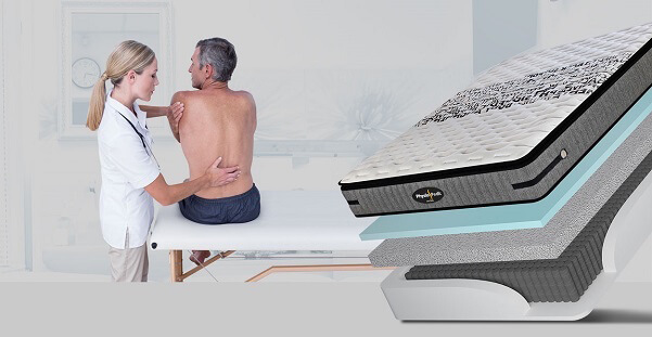 premium back support mattress