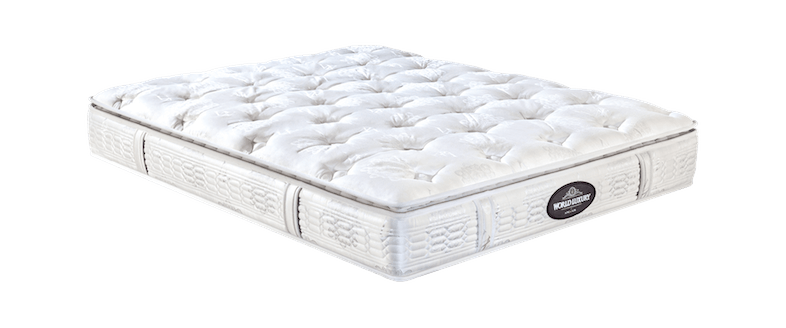 mattresses used in hotels