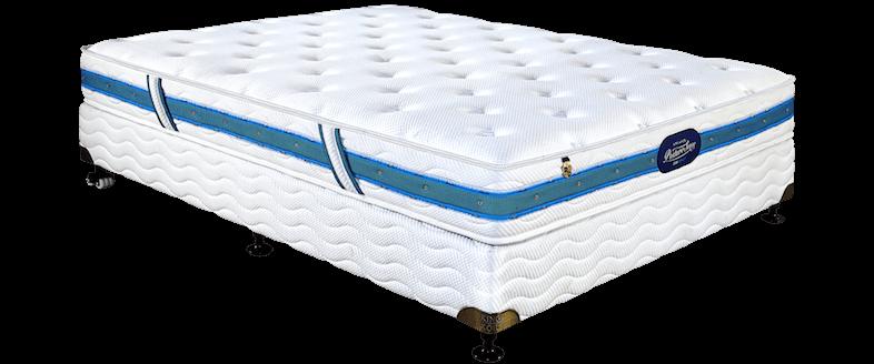 medium soft hybrid mattress