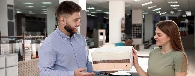 high density foam mattress online